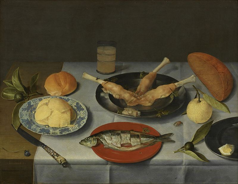 Jacob_van_Hulsdonck_-_Breakfast_piece_with_bread_cheese_fish_and_beer.jpeg Berliner Weisse Summit