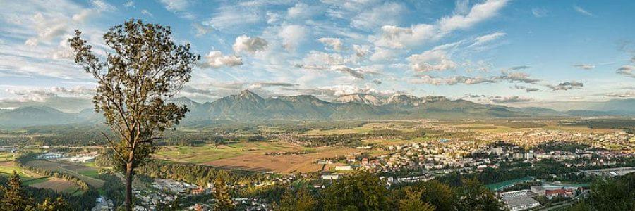 Barut Kamnik Slovenian Alps
